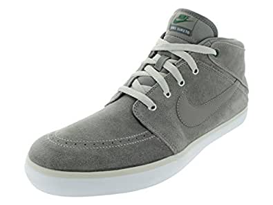 Nike Suketo Mid Leather 525310-1 Homme Chaussures Gris