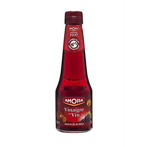 Amora vinaigre vin rouge 25cl - ( Prix Unitaire ) - Envoi Rapide Et Soignée