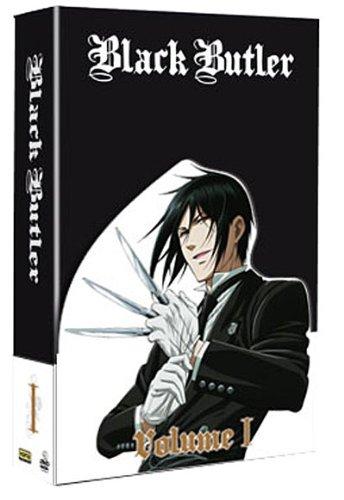 Black Butler - Vol. 1 [Édition Collector]