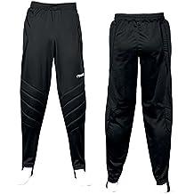 Oferta Pantalón de Portero Fútbol Junior Reusch ERGO Pant negro Talla:XL Junior - 176 cm