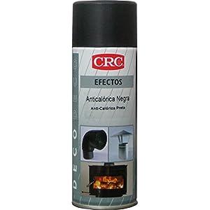 Crc – Pintura especial resistencia alta temperatura 650o negro
