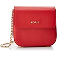 4a3da4f2be560 Amazon.es  bolsos tous - Rojo