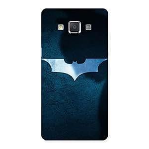 Cute Premier Blue Knight Multicolor Back Case Cover for Galaxy Grand Max