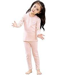 Menschwear Conjunto térmico de Ropa Interior para niño