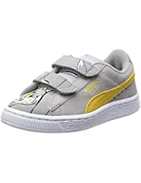 Puma Girl's Suede T&J Tom V Kids Leather Chinese Shoes
