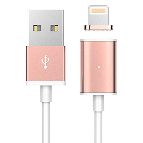 Preisvergleich Produktbild Saflyse USAMS NEU 2in1 iphone USB Datenkabel Ladekabel für iPhone 6 / 6 Plus / 6s / 6s Plus / 5 / 5c / 5s iPad mini etc (Rose Gold)