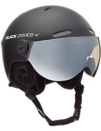 Black Crevice Casco de Esquí Gstaad Negro S (51-53 cm)