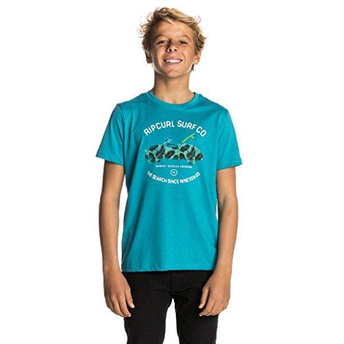 Rip Curl Multi Van SS Tee, T-Shirt Bambino, Barrier Reff, 12
