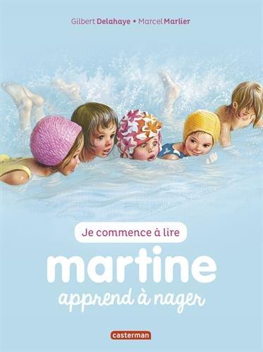 Je commence  lire avec Martine, Tome 3 : Martine apprend  nager