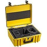 B&W Copter Case Type 6000/Y pour DJI Phantom 3 jaune