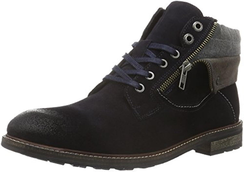 Salamander Herren John Biker BootsSalamander Herren Biker Boots Mehrfarbig Billig und erschwinglich Im Verkauf