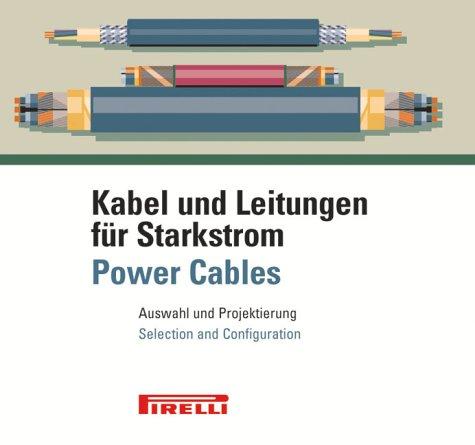 Kabel und Leitungen für Starkstrom. CD-ROM