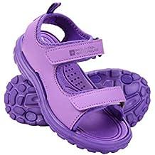 5bdfb776 Mountain Warehouse Sandalias Sand para niña - Chanclas de Neopreno para  niños, Calzado de Verano