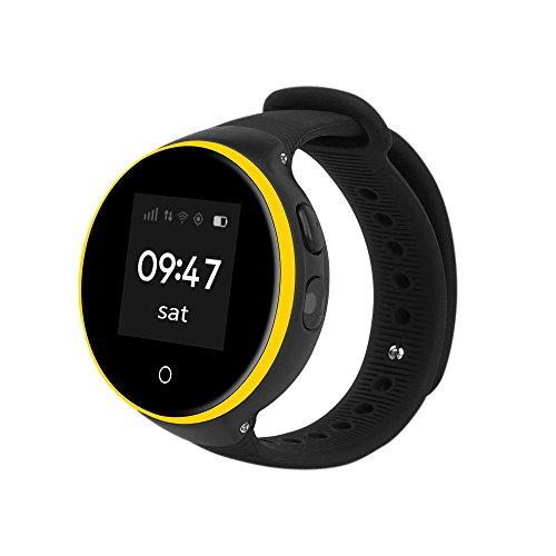 Unbekannt ZGPAX S668A Kinder Smartwatch IP54 Wasserdicht Geographisches Positionierungs System lSOS Handgelenk Uhr -