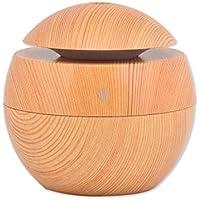 ds. distinctive style DSstyles Öl Diffusor 130ml Luftbefeuchter Holz Korn Cool Mist Luftbefeuchter Aroma Diffusor... preisvergleich bei billige-tabletten.eu