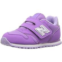 New Balance 373v1, Zapatillas Infantil Unisex Niños, Morado (Purple), 24 EU