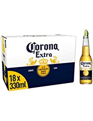 Corona Extra Bottle, 18 x 330 ml