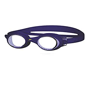 Speedo Rapide Adult Swimming Goggles - Navy/Clear