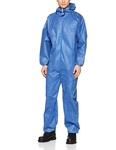3M 4515 Schutzanzug, Typ 5/6, Größe  M, Blau (Overall Blauer)