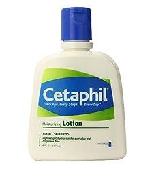 Cetaphil Moisturizing Lotion for All Skin Types 8 oz