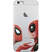 coque spider man iphone 8