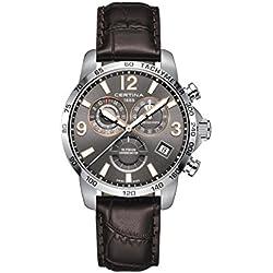 Certina DS Podium GMT Reloj de hombre cuarzo 42mm C034.654.16.087.01