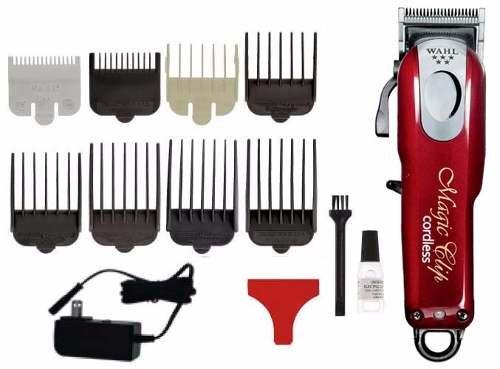 Wahl Haarschneidemaschine, kabellos, Magic Clip