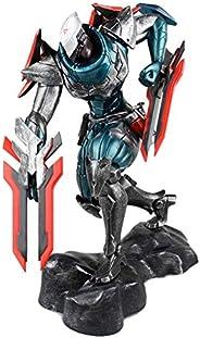 LOL Figures League Assassin Hero Zed Action Figure Home Decoration PVC Model About 8.66 Inch