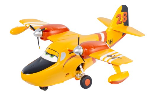 Mattel Planes Fire And Rescue Deluxe Dipper Tv Bmn94 Bdb98
