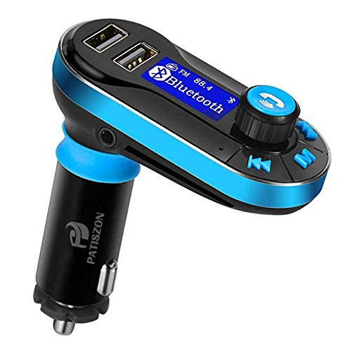 PATISZON FM Transmitter Bluetooth Auto im Test