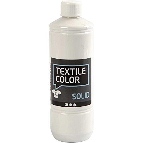 Textil massiv blickdicht weiß 500ml
