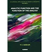 [(A Clinical Application of Bion's Concepts: Volume 2: Analytic Function and the Function of the Analyst)] [Author: P. C. Sandler] published on (October, 2011)