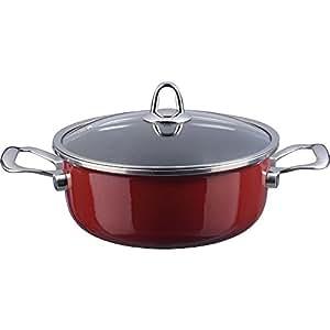 """Kochstar 32603024 Bratkasserolle """"Copper Core Cookware"""