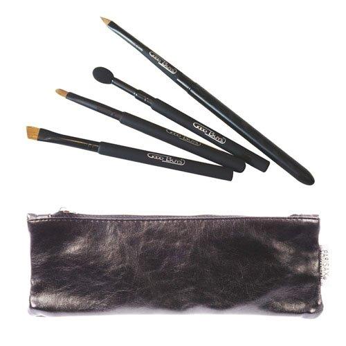 Trousse de 4 pinceaux maquillage professionnels