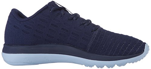 Marina Slingflex Armour Donne Under De Navy Midnight À Gesso Course Chaussure Mezzanotte Ss17 Threadborne Blu Pied qEwqdAv