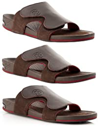 Sidas FWSA3DMLOUNGRS_AK_41 3D Lounge RS Sandales à porter au quotidien ou après une activité sportive en récupération Homme Noir Ts9zy