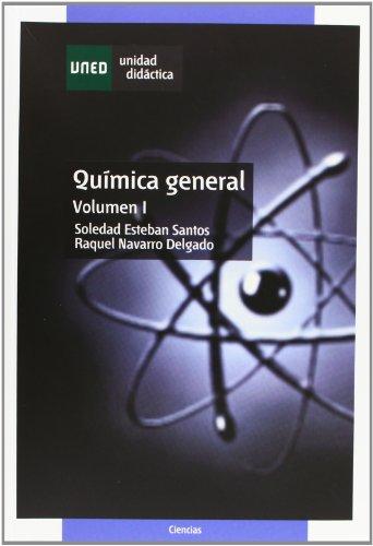 Química general por Soledad Esteban Santos, Raquel Navarro Delgado