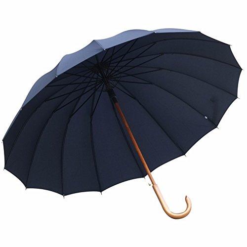 ssby-king-size-double-16-aste-di-legno-lungo-ombrello-ombrello-115cm-di-legno-solido-manico-curvo-in