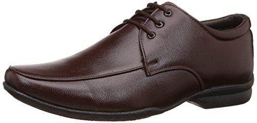 BATA Men's Remo Brown Formal Shoes - 9 UK/India (43 EU)(8214686)
