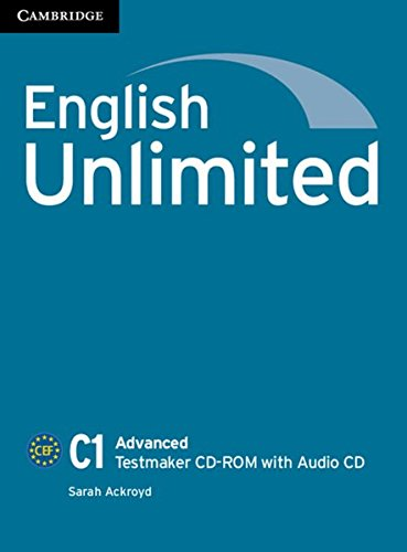 English Unlimited C1 - Advanced. Testmaker [import allemand]