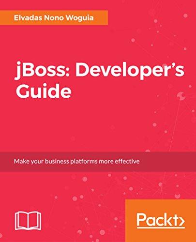 jBoss: Developer's Guide by Elvadas Nono Woguia PDF - Home