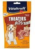 Vitakraft 28807 Hundesnacks Treaties Bits plus Leberwurst