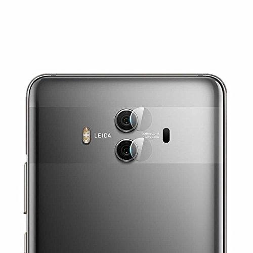 KAIBSEN® Huawei Mate 10/Mate 10 pro Kameraobjektiv Protector Super Clear Ultra HD zurück Kamera-Objektiv gehärtetem Glas-Screen-Cover-Film für Huawei Mate 10/Mate 10 pro