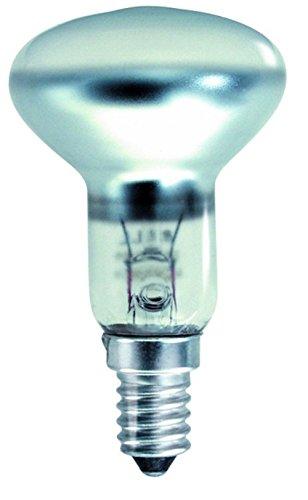 Bulk Hardware BH00559 SES E14 Lámpara reflectora R39, 40 W - Paquete de 5