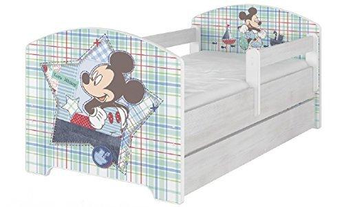 Hogartrend Kinderbett, Disney-Kollektion Micky Maus