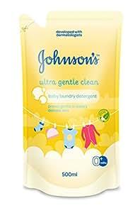 Johnson's Baby Laundry Detergent - Ultra Gentle Clean (500ml)