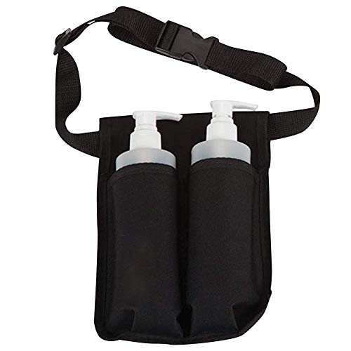 NAKELUCY Massageflaschen Doppel-Kit, Massageflaschen Doppel-Kit Heavy Duty, verstellbares Doppel...