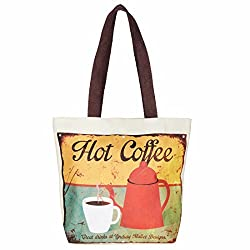 The House Of Tara Tinplate Print Handbag (Multicolour)