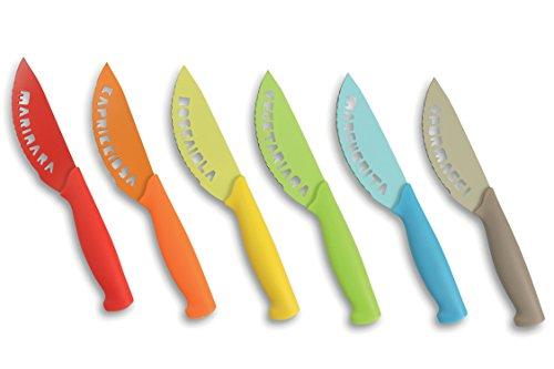 villa-deste-home-tivoli-la-cucina-set-coltelli-pizza-acciaio-inossidabile-multicolore-6-pezzi-205-x-