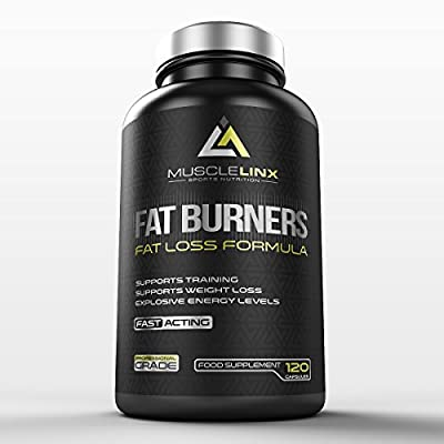 Fat Burners by Musclelinx lose weight burn fat increase energy from Musclelinx Sports Nutrition